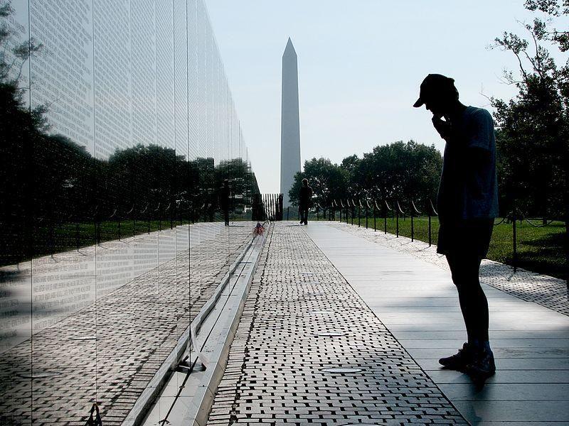 Veterans Day image for Veterans Day poem by John Barr