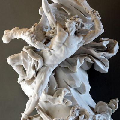 Prometheus Adam Louvre
